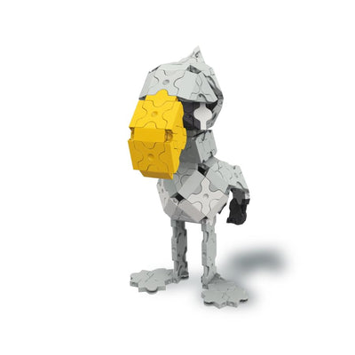 Animal World SHOEBILL - 5 Models, 175 Pieces - Shoebill front - model