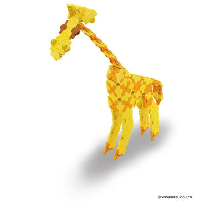 Giraffe model from Wild Kingdom building set