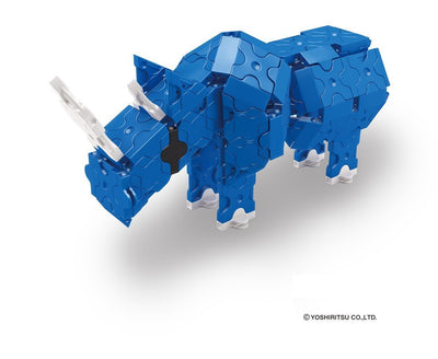 Rhinoceros model from Wild Kingdom building set