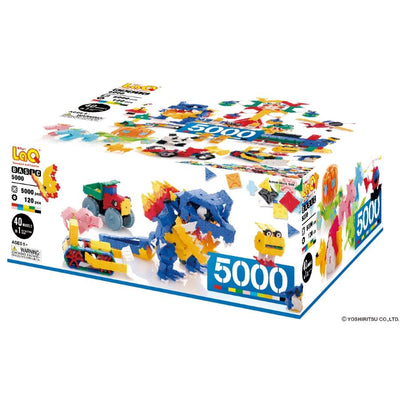 Basic 5000 - STEM Construction Toy