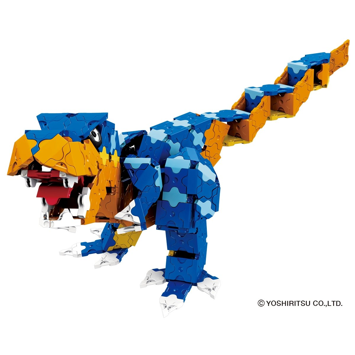 LaQ Dinosaur World - Dino Kingdom - T-Rex Main Model