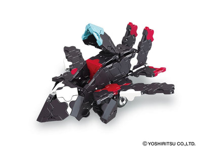 Hamacron Constructor Black Racer - Hawk Model