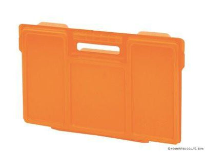 Easy storage case included with LaQ product Hamacron Constructor Express