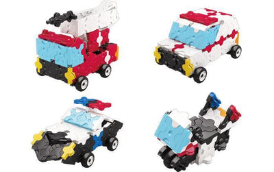 Hamacron Constructor Fire Truck - All Models