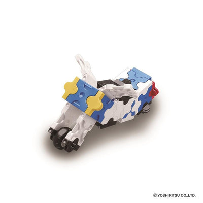 Hamacron Constructor JET FIGHTER - 5 Models, 190 Pieces