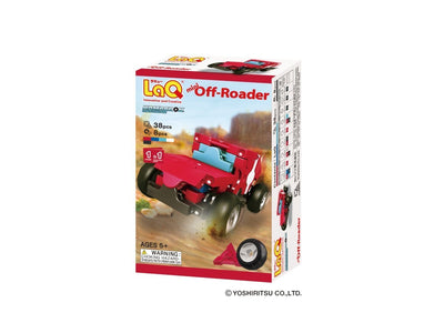 Front cover of LaQ product: Hamacron Constructor Mini Off-Roader