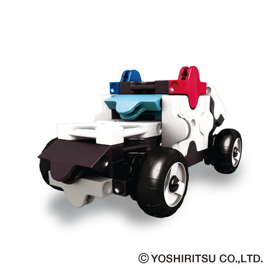 Hamacron Constructor Mini Police Car  Model