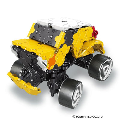 Hamacron Constructor MONSTER TRUCK - 5 Models, 165 Pieces -  Monster Truck 1