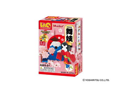 Front cover of LaQ product: Japanese Collection Maiko