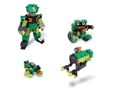 Models you can make with LaQ product Buildup Robot Jade