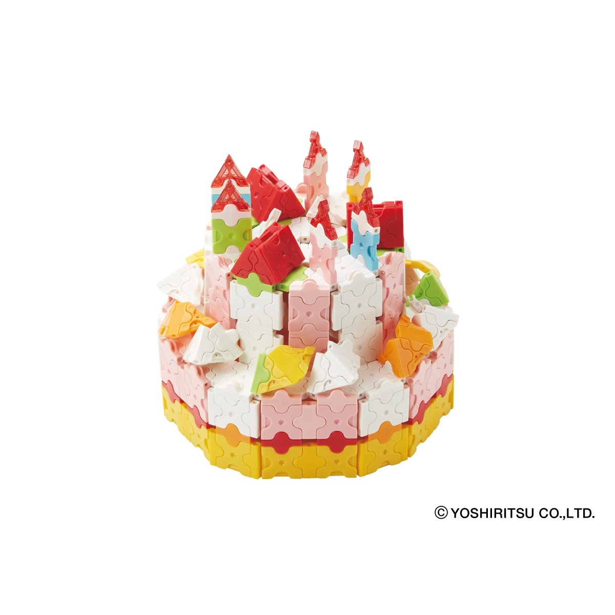 Sweet Collection Sweets Party -  Birthday Cake Model