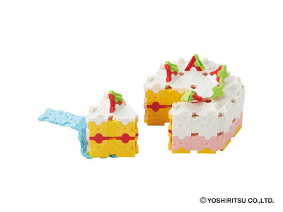 Sweet Collection Sweets Party -  Strawberry Sponge Cake Model