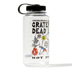 GRATEFUL DEAD HOT YOGA WATER BOTTLE