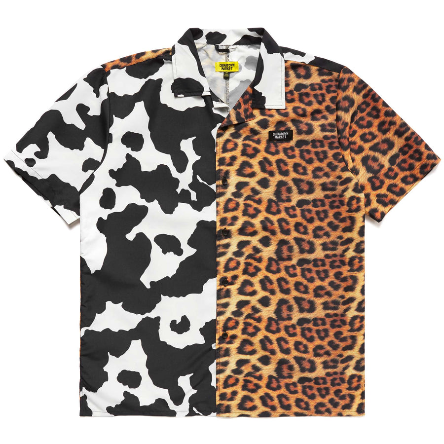 ANIMAL BUTTON UP