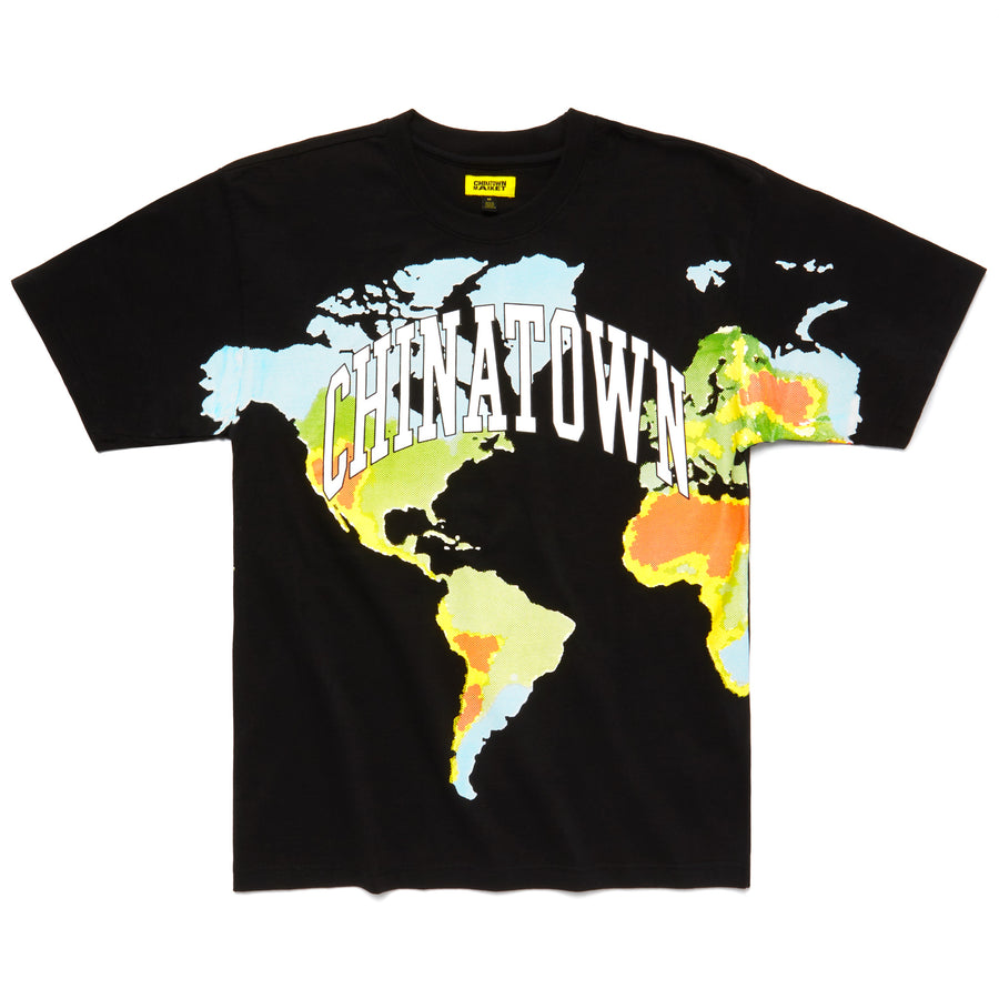 GLOBAL CITIZEN HALFTONE T-SHIRT