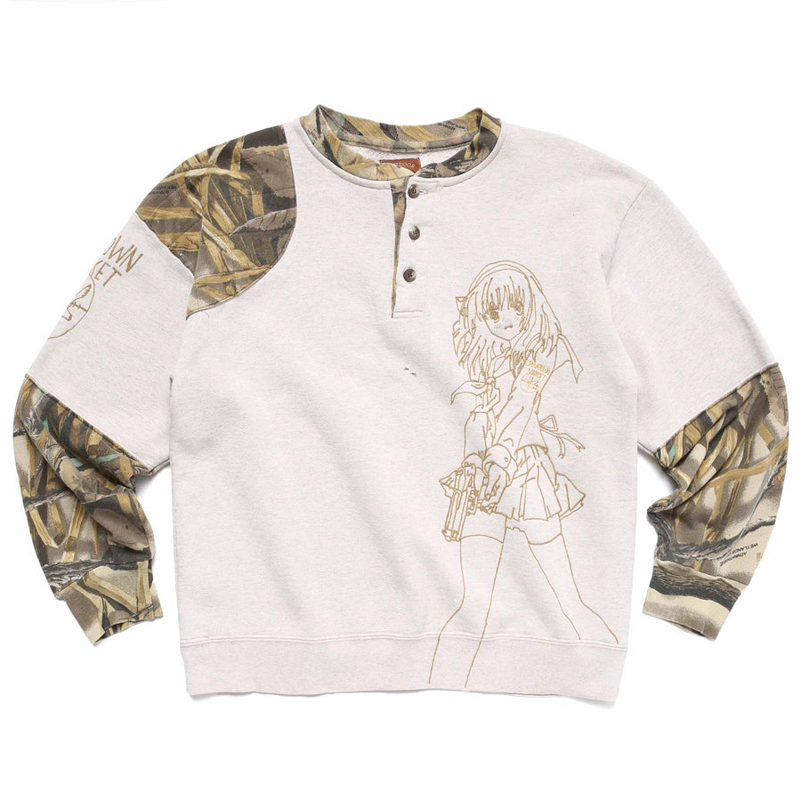 BIRD HUNTER (CREWNECK)