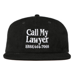 LAWYER CORDUROY HAT