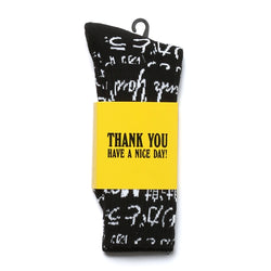 MULTI LANGUAGE SOCKS
