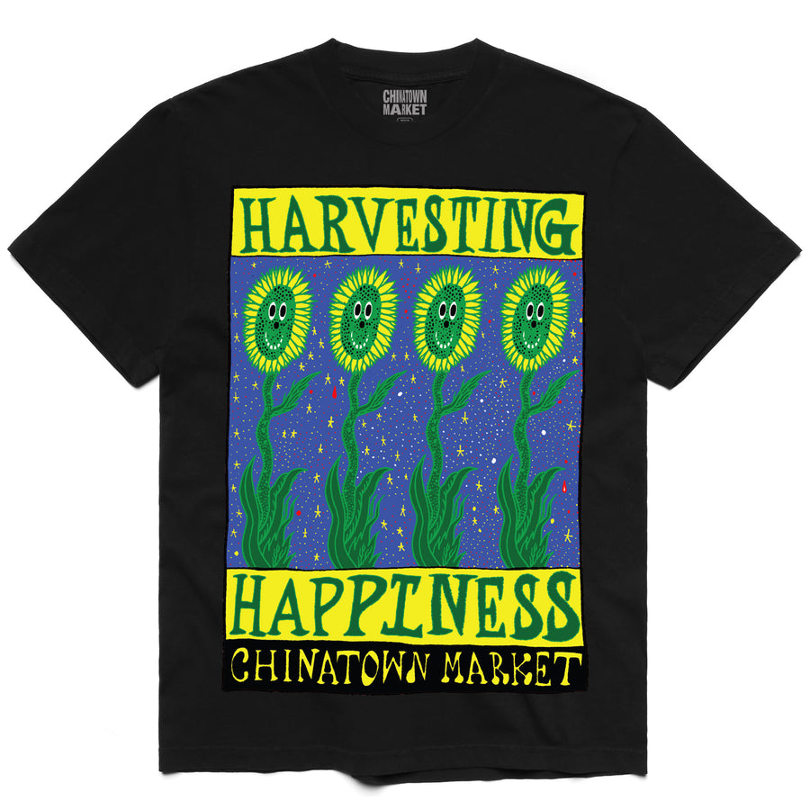 HARVESTING HAPPINESS T-SHIRT