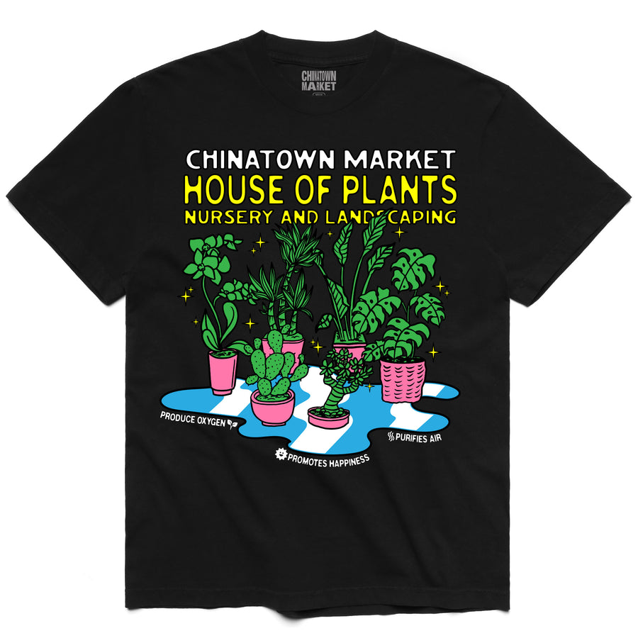 HOUSE OF PLANTS T-SHIRT