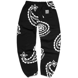 PAISLEY SWEATPANTS