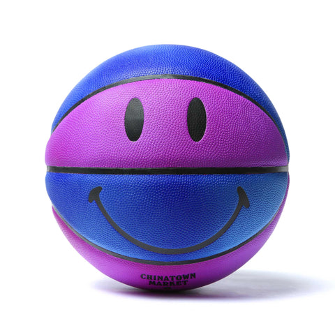 UV TWO-TONE SMILEY BALL