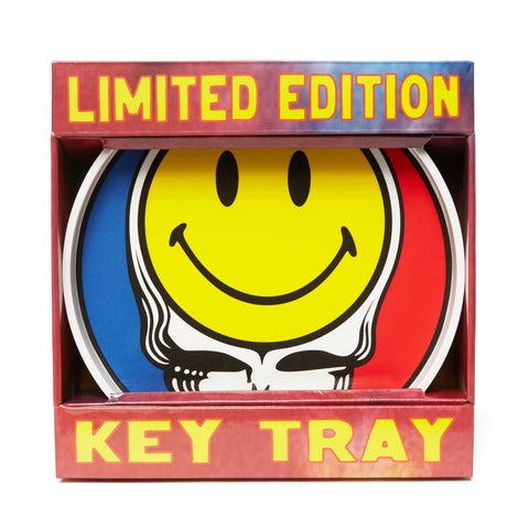 SMILEY STEALIE KEY TRAY