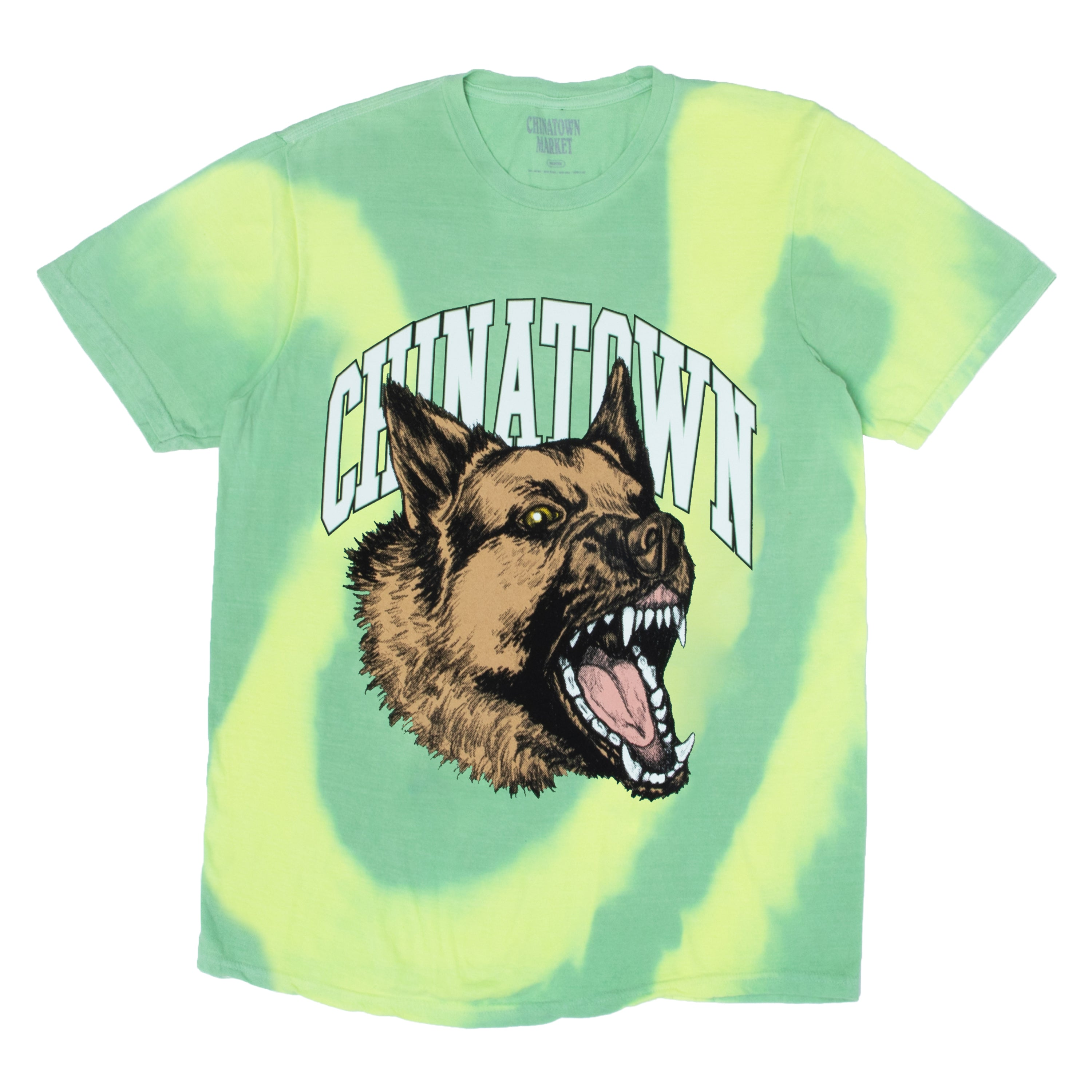 BEWARE COLOR CHANGE T-SHIRT (GREEN)