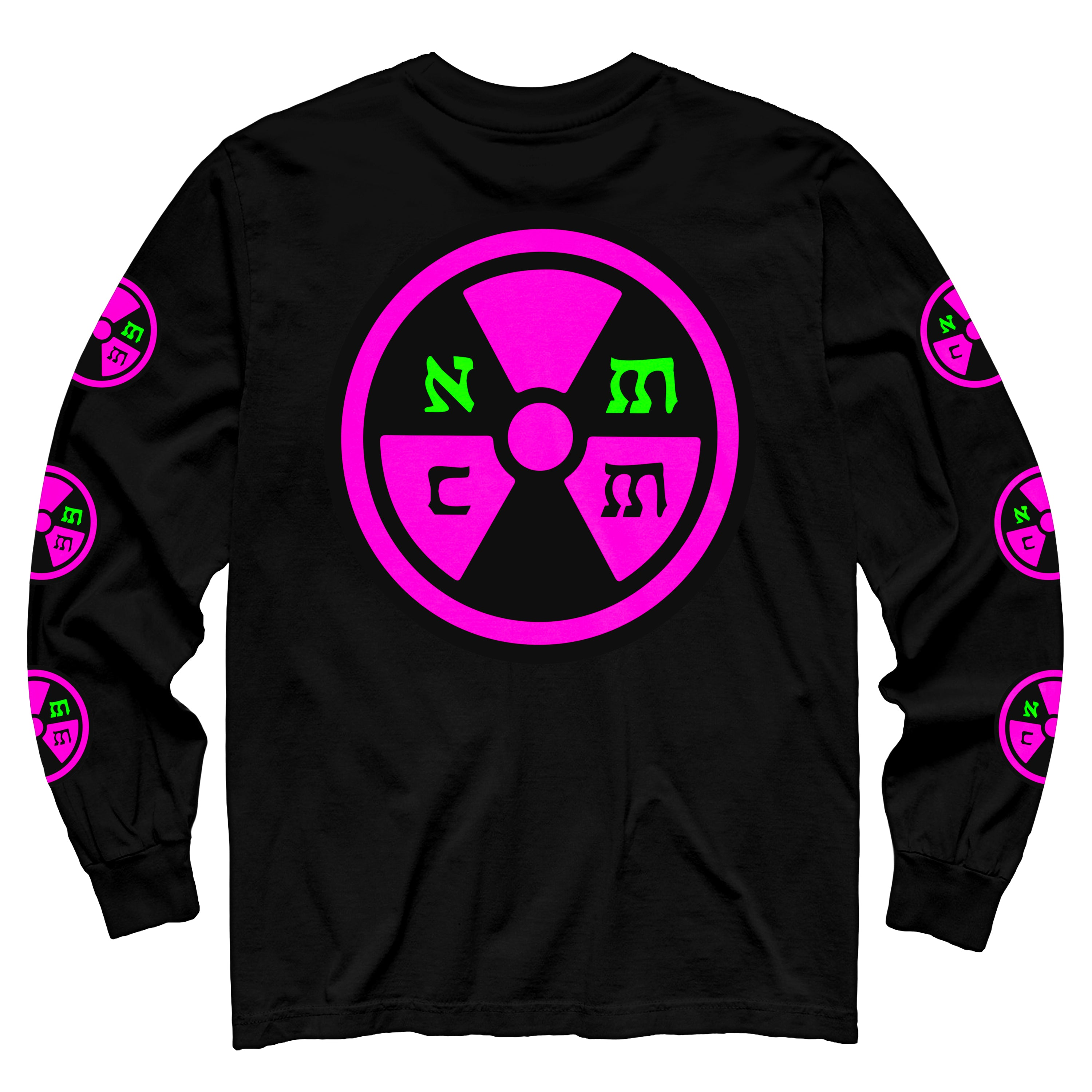 RADIOACTIVE L/S (BLACK)