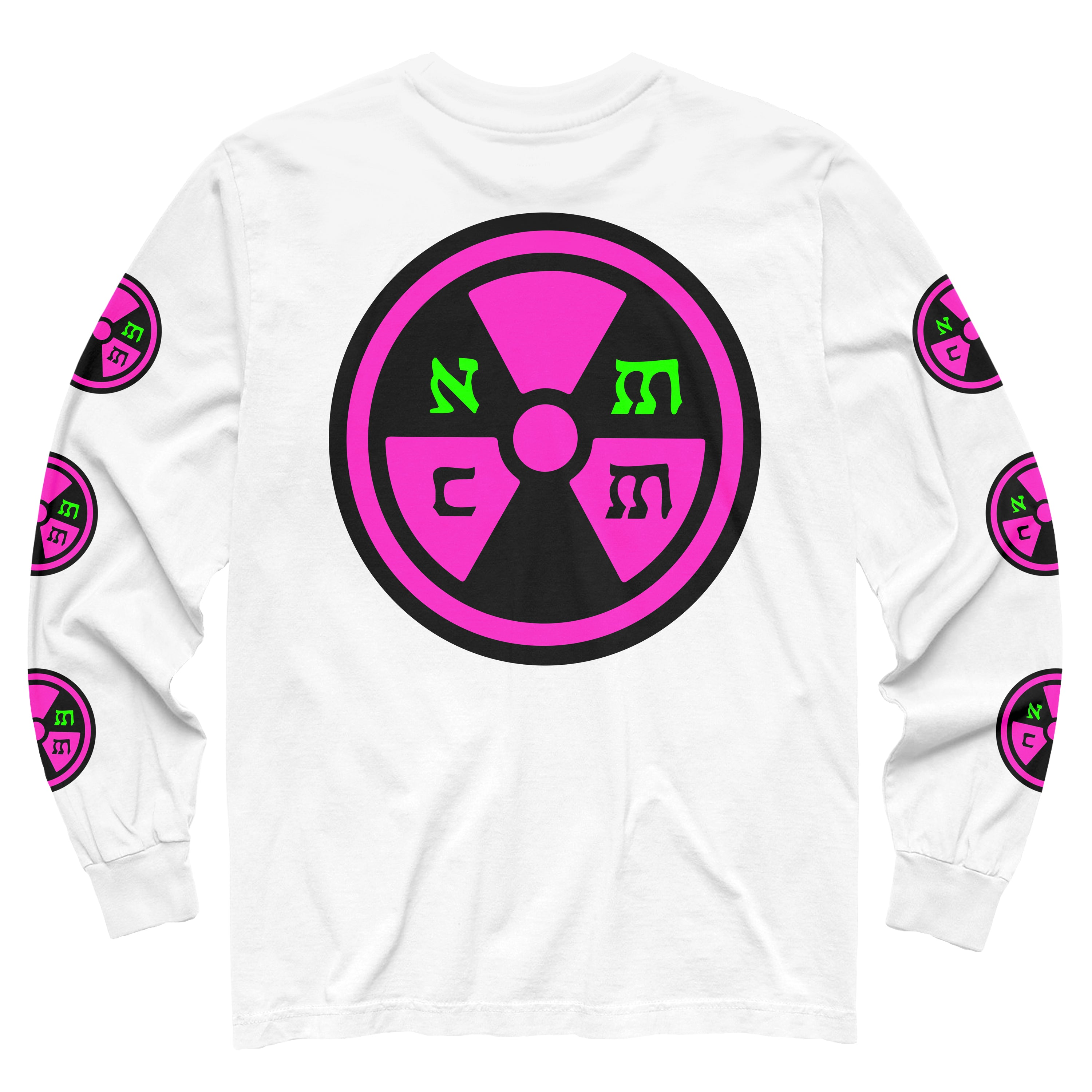 RADIOACTIVE L/S (WHITE)