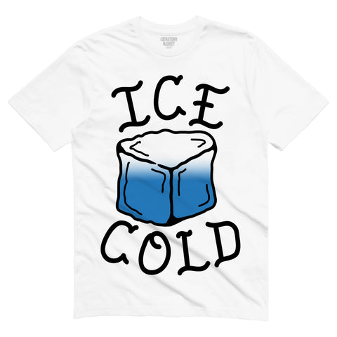 ICE COLD T-SHIRT (WHITE)