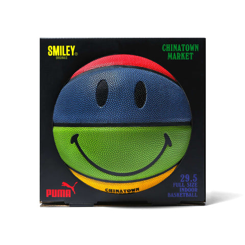 PUMA SMILEY BASKETBALL