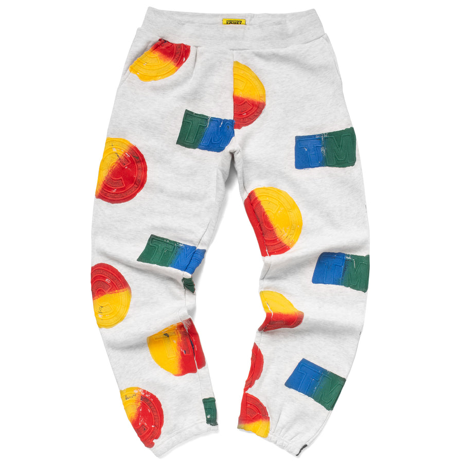 CTM PAINT STAIN SWEATPANTS