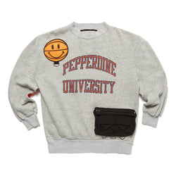 SMILEY PEPPERDINE REWORK CREWNECK