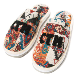 PATCHWORK SLIPPERS