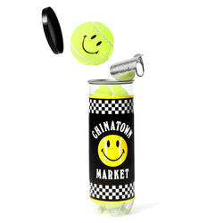 SMILEY TENNIS BALLS