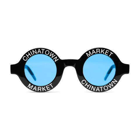 CTM x AKILA SUNGLASSES (BLACK/BLUE)