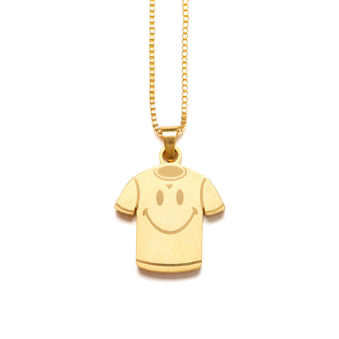 SMILEY T-SHIRT CHAIN