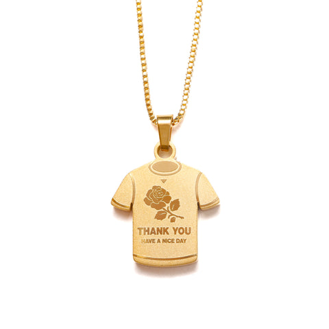 TY ROSE T-SHIRT CHAIN