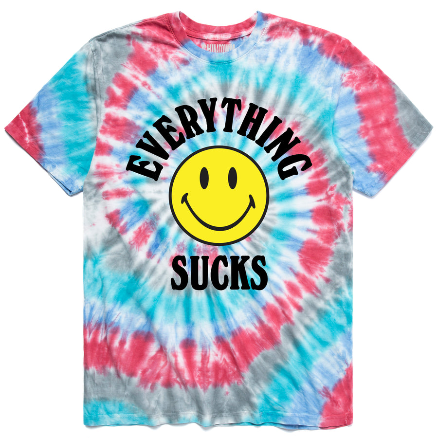 EVERYTHING SUCKS T-SHIRT