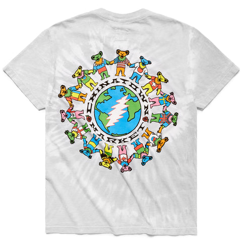 GRATEFUL DEAD COEXIST T-SHIRT