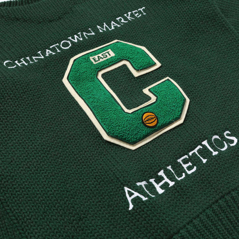 CHINATOWN ATHLETICS (KNIT SWEATER)