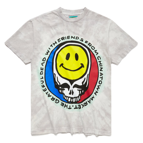 SMILEY STEALIE T-SHIRT
