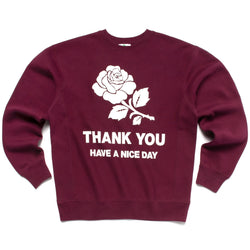 UV ROSE CREWNECK