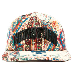 PATCHWORK HAT