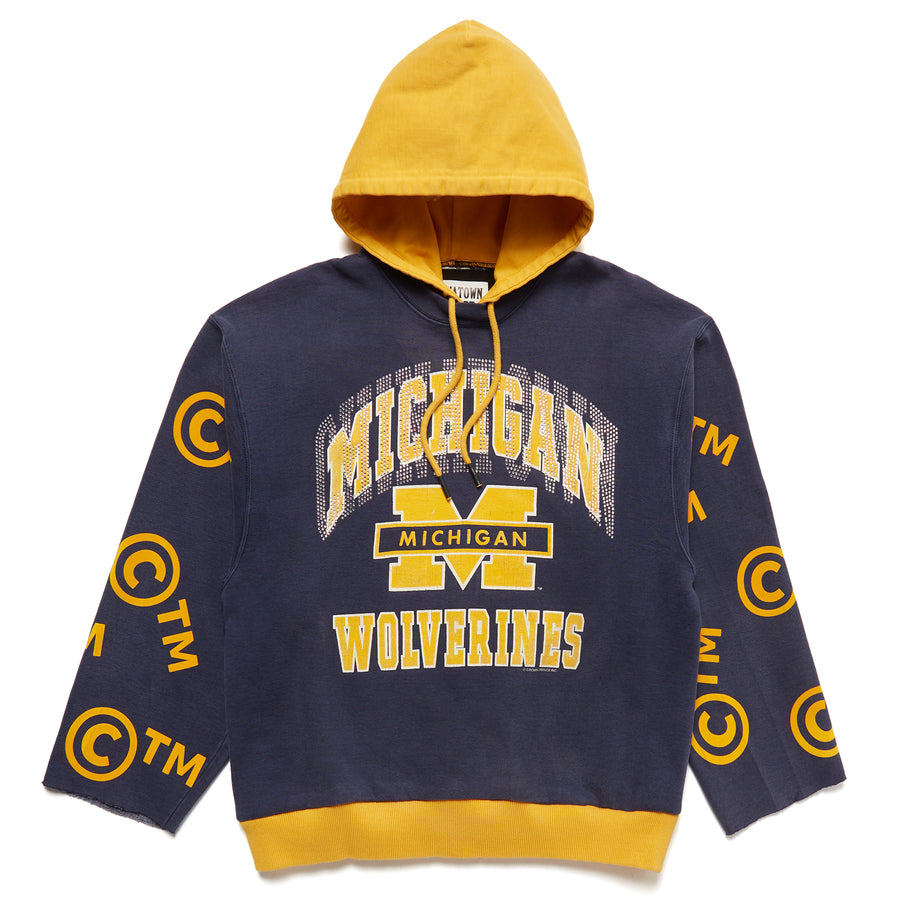 MICHIGAN ARC REWORK HOODIE