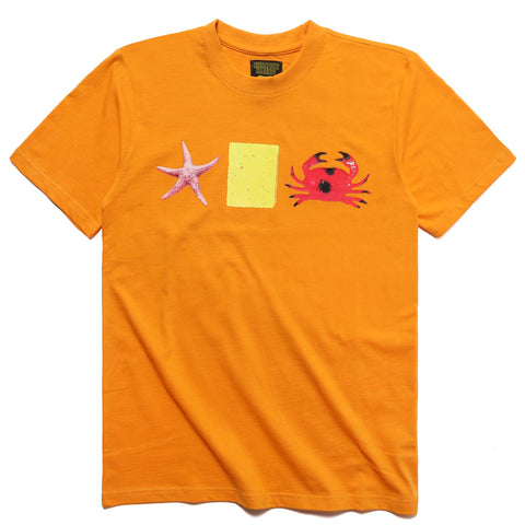 SPONGEBOB x CTM PICTOGRAM TEE (ORANGE)