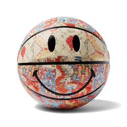 PATCHWORK SMILEY BASKETBALL