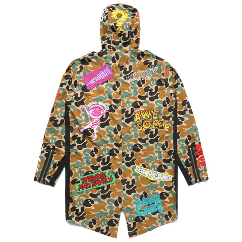 POSITIVE PUNK PARKA