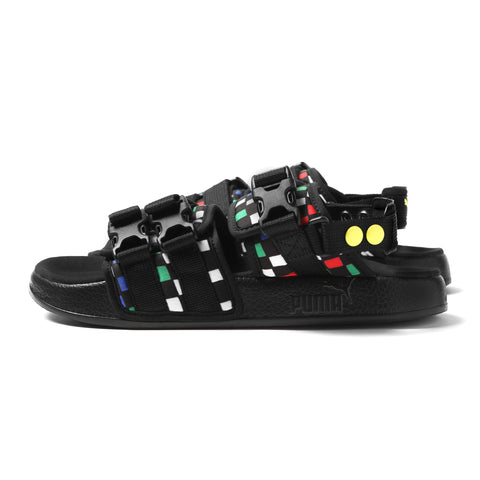 CHECKER LEADCAT SANDALS